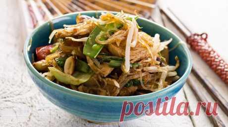 Простые рецепты азиатских блюд