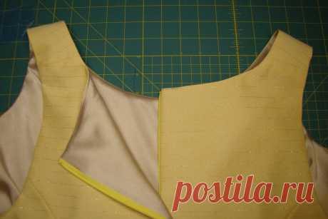 Техники шитья на подкладе — DIYIdeas