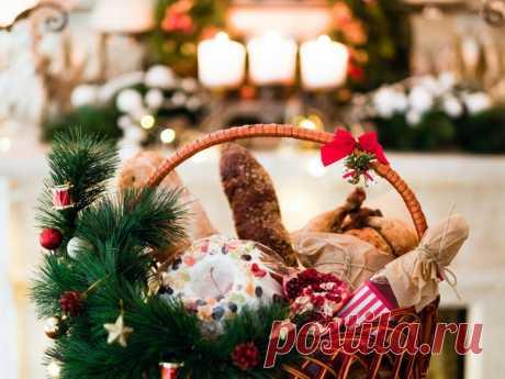 Что готовят на Рождество в разных странах — Вкусно!