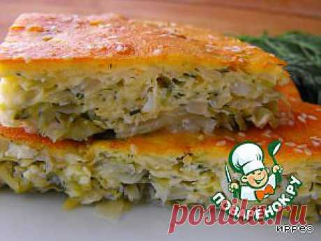 "Cabbage &quot pie; To Stop невозможно"" - culinary recipe"
