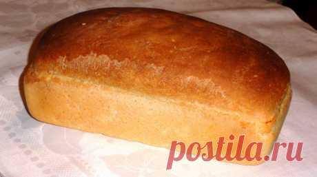 La receta del pan casero en el horno