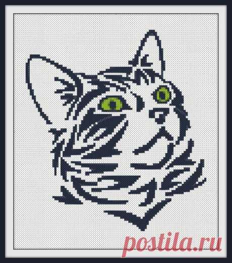 Animals Cross Stitch Pattern Cross Stitch for Beginners PDF | Etsy