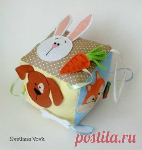 развивающая игрушка Svetlana Vovk