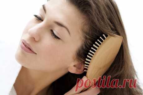 Спасаем волосы от выпадения — Полезные советы