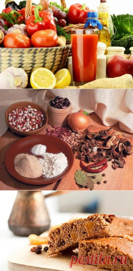 Правильное питание в четвертую неделю Великого поста / Простые рецепты