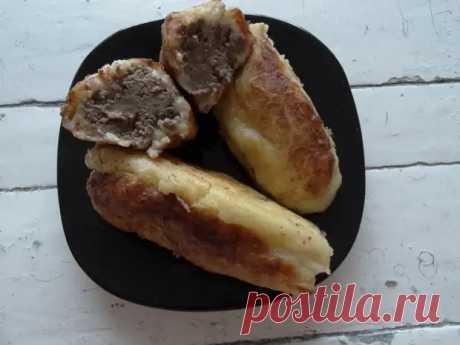 (3) Рецепт вкуснющих пирожков: тесто – картошка, начинка – печёнка - Ваши любимые рецепты - медиаплатформа МирТесен