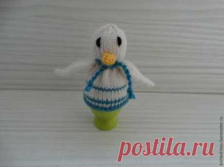 Вязаные игрушки спицами со схемами вязания и описанием на knitka.ru - вязание спицами.