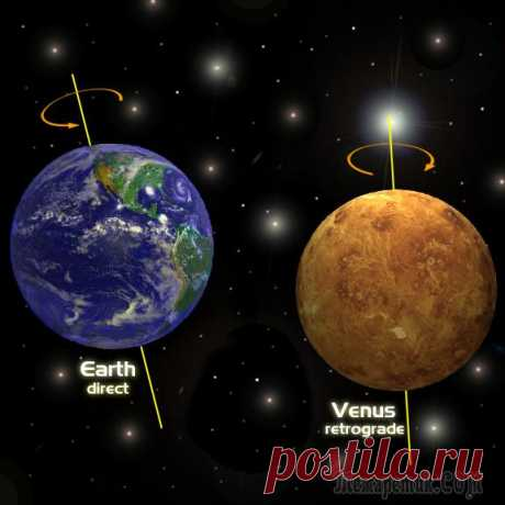 Планета Венера: интересные факты о «близняце» Земли