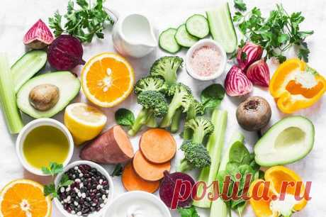 Таблица продуктов с низким гликемическим индексом: правила здорового питания