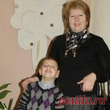 Галина Оханова
