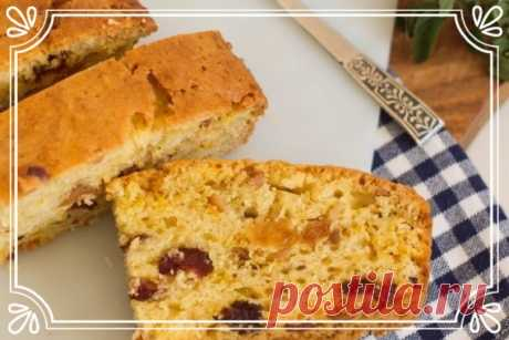 Потрясающий постный пирог с орехами и сухофруктами (постный рецепт)   Представляем вашему вниманию рецепт очень вкусного пирога для разбавления постного меню.   Называется такая греческая выпечка «Фануропита». Напоминает она рождественский или пасхальный кекс. Выпекают ее греки когда хотят обратиться с молитвами к святому Фанурию. Показать полностью…