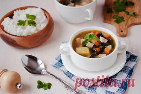 Веганская уха! «Рыбный» суп без рыбы.