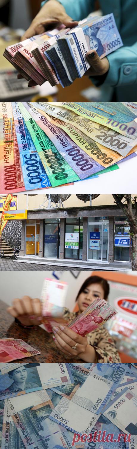 Валюта на Бали 🛫: где обменять деньги и какие брать с собой 🌴