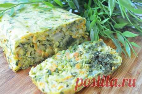 Овощной кугель - безумно вкусно , быстро и легко! - Четыре вкуса - медиаплатформа МирТесен
