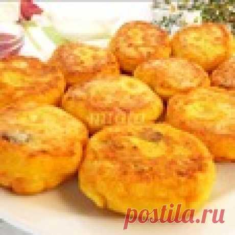 Творожные сырники с тыквой Кулинарный рецепт