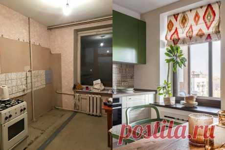 Новая жизнь «убитой» двушки 64 м² в брежневке: фото до и после   Валик и шпатель   Яндекс Дзен