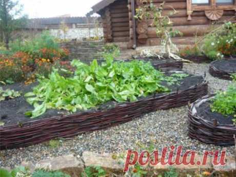 Оригинальные заборчики для дома и сада — Роскошь и уют
