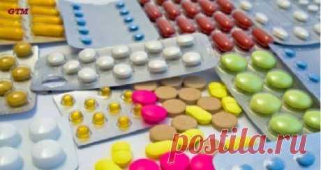 10 препаратов, вызывающих болезни почек