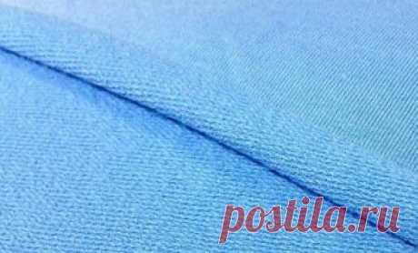 Ткань футер: состав, свойства, применение