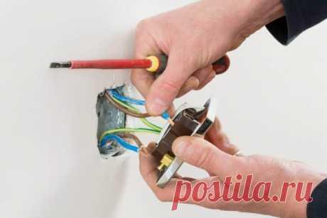 Как нарастить короткие провода в розетке за считанные минуты