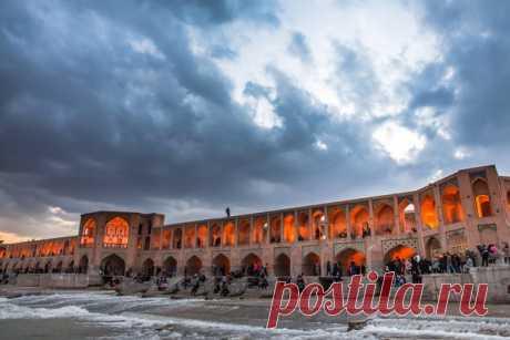 Иран, воплощение восточной экзотики.
