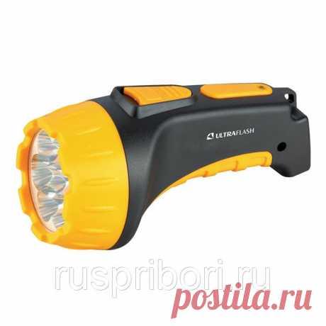Аккумуляторный фонарь Ultraflash, LED3807 используется для дополнительного освещения или как самостоятельный источник света. Рекомендован для профессионалов, долгое время работающих в затемнении, но также удобен для любителей отдыха и на рыбалки, для автомобилистов. Максимальное время работы аккумулятора при полном заряде - 12 часов. Фонарь оснащен выдвижной вилкой для зарядки напрямую от сети 220В. На корпусе расположен светодиодный индикатор для определения уровня заряда аккумулятора.