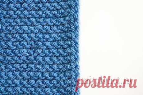 Утолщенный боковой край (двойная кромочная петля) — DIYIdeas
