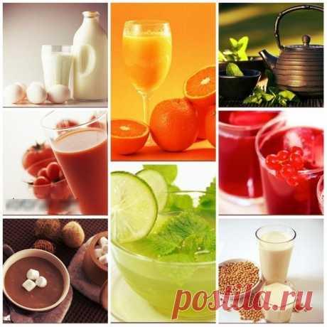 8 напитков, которые обязательно должны входить в рацион питания человека!!! Специалисты составили список 8 напитков, которые обязательно должны входить в рацион питания человека   1. Зеленый чай Благодаря большому количеству флавоноидов, полифенолов и антиоксидантов зеленый чай нейтрализует свободные радикалы, укрепляет кости, защищает от сердечно-сосудистых заболеваний и снижает риск возникновения рака.  2. Мятный чай Этот напиток нормализует и облегчает пищеварение. К...