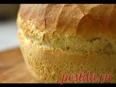 Хлеб на хмелевой закваске - YouTube