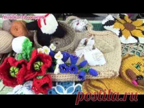 Моё вязание. Работы разных лет/My knitting. Works of different years. ХоббиМаркет