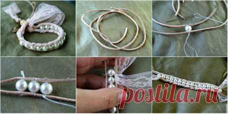 плетение браслетов своими руками - Самое интересное в блогах