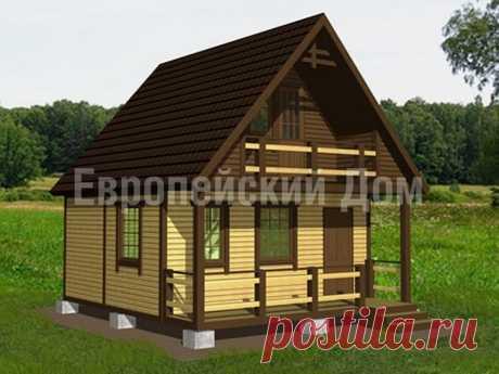 Проект Уютный Дом - 013 | Построить, цена, отзывы