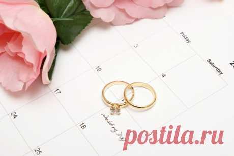 Как рассчитать дату свадьбы по дню рождения
