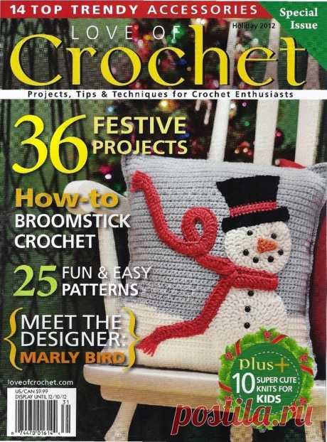 Love of Crochet Holiday 2012