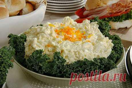Пасхальный рецепт: Яичный салат с горчичной заправкой - Рецепты. Кулинарные рецепты блюд с фото - рецепты салатов, первые и вторые блюда, рецепты выпечки, десерты и закуски - IVONA - bigmir)net - IVONA - bigmir)net