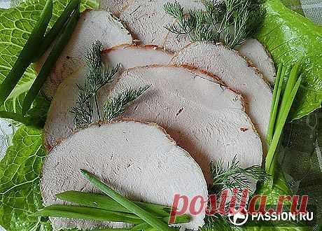 Свинина, запеченная в фольге | passion.ru
