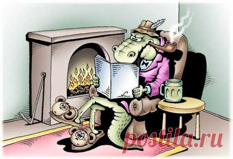 Смешные карикатуры - 17 картинок - Нет скуки - Сайт хорошего настроения