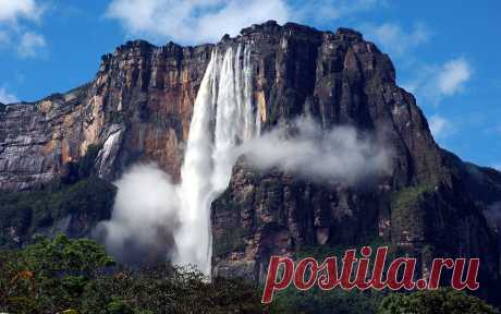 10 most beautiful falls in the world - The world of Travel of 10 most beautiful falls in the world And you knew that height of the highest falls in …