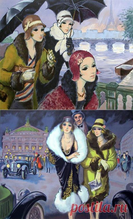 ВСЁ ДЕЛО В ШЛЯПЕ: Женщины в картинах известных художников   Калейдоскоп новостей   Яндекс Дзен