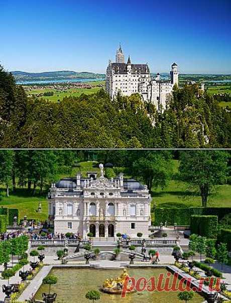 Путешествия@Mail.Ru: Гид по Германии: секреты замков Баварии