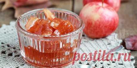 Яблочное варенье дольками : Десерты : Кулинария : Subscribe.Ru
