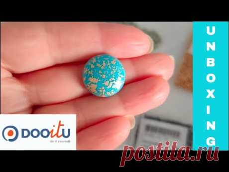 UNBOXING in collaborazione con DOOITU.com: cabochon par puca, minos par puca e tanto altro!