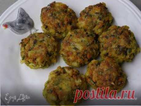 Чечевичные котлеты с квашеной капустой, пошаговый рецепт на 1172 ккал, фото, ингредиенты - Марина Z.