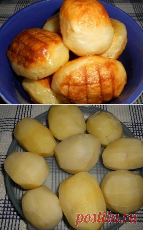 Повар отварил картофель и отправил в морозилку... Этому блюду гости аплодировали стоя!