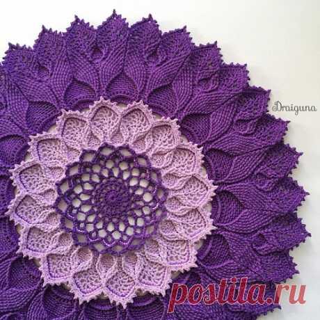 ericacrochets: Evocation by Draiguna Free... - my_crochet_inspiration