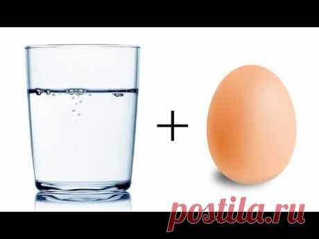 Как выкатывать болезнь на яйцо? Зачем это делать? Смотрите это видео