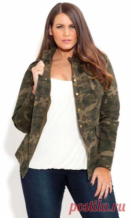 Куртки, которые стройнят фигуру: для полных женщин, тренды, тенденции, фото
