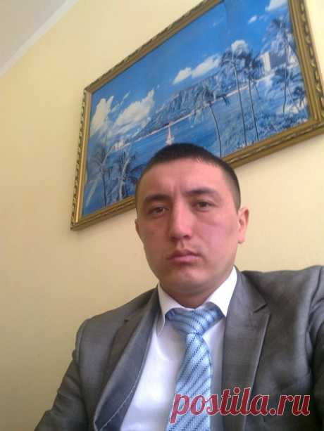 Серик Сидахметов