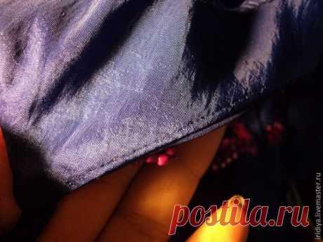 Мастер-класс: вышивка платья бисером. Часть третья: вышиваем орхидеи | Журнал Ярмарки Мастеров Мастер-класс: вышивка платья бисером. Часть третья: вышиваем орхидеи – бесплатный мастер-класс по теме: Вышивка бисером ✓Своими руками ✓Пошагово ✓С фото