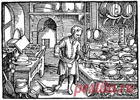 Высокая кухня Средневековья: как это было | Краше Всех